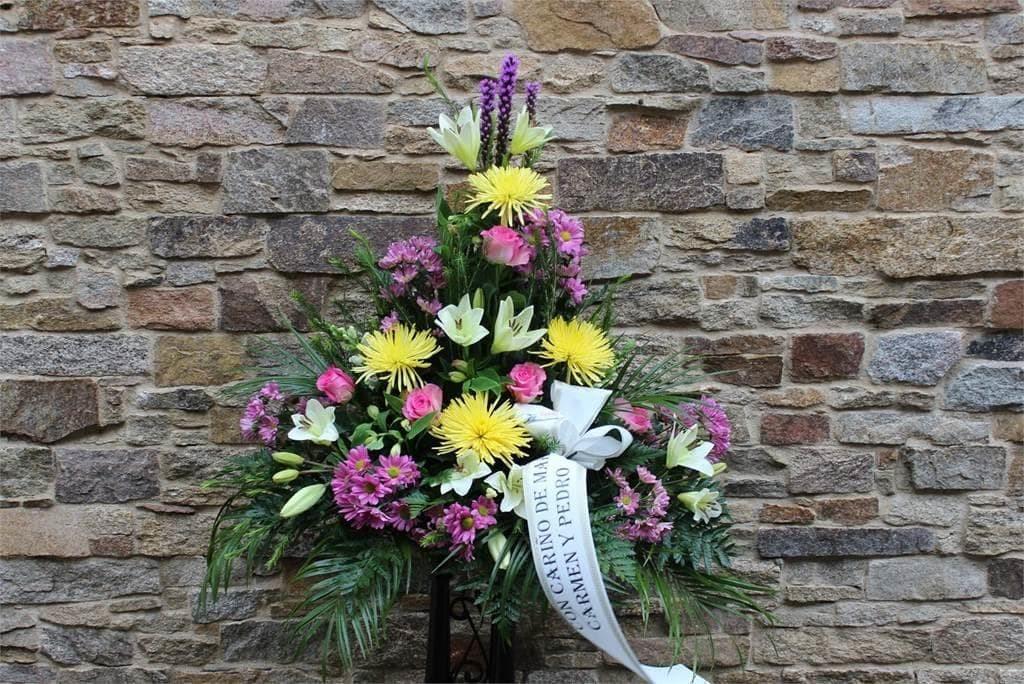 Arreglos Florales Para El Día De Todos Los Santos